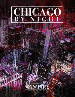 Cover of Chicago by Night 5th Edition