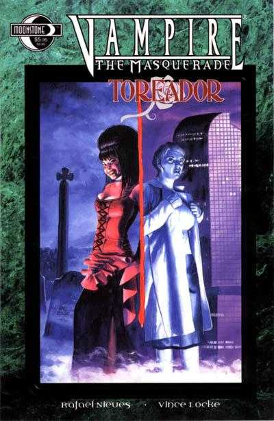Vampire: The Masquerade — Toreador