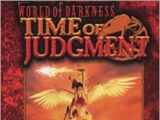 World of Darkness: Time of Judgment