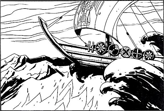 Ship of the Four Quarters