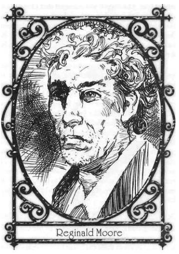 Reginald Moore