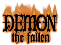 Demon: The Fallen logo