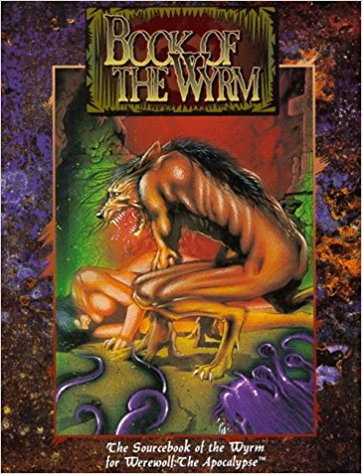 Book of the Wyrm First Edition