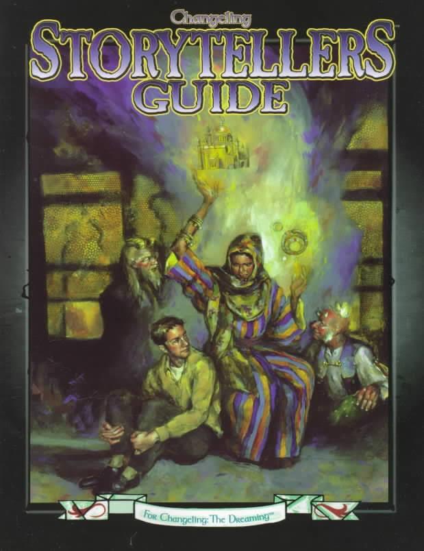 Changeling Storytellers Guide