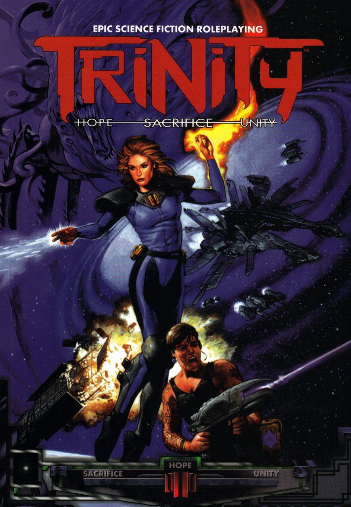 Trinity Rulebook (softcover)