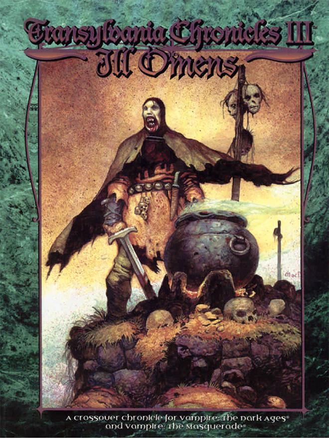Transylvania Chronicles III: Ill Omens