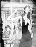 Naamah, Erica, and Sextus