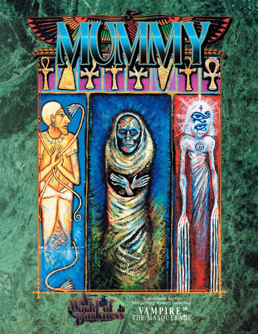 Mummy (book)