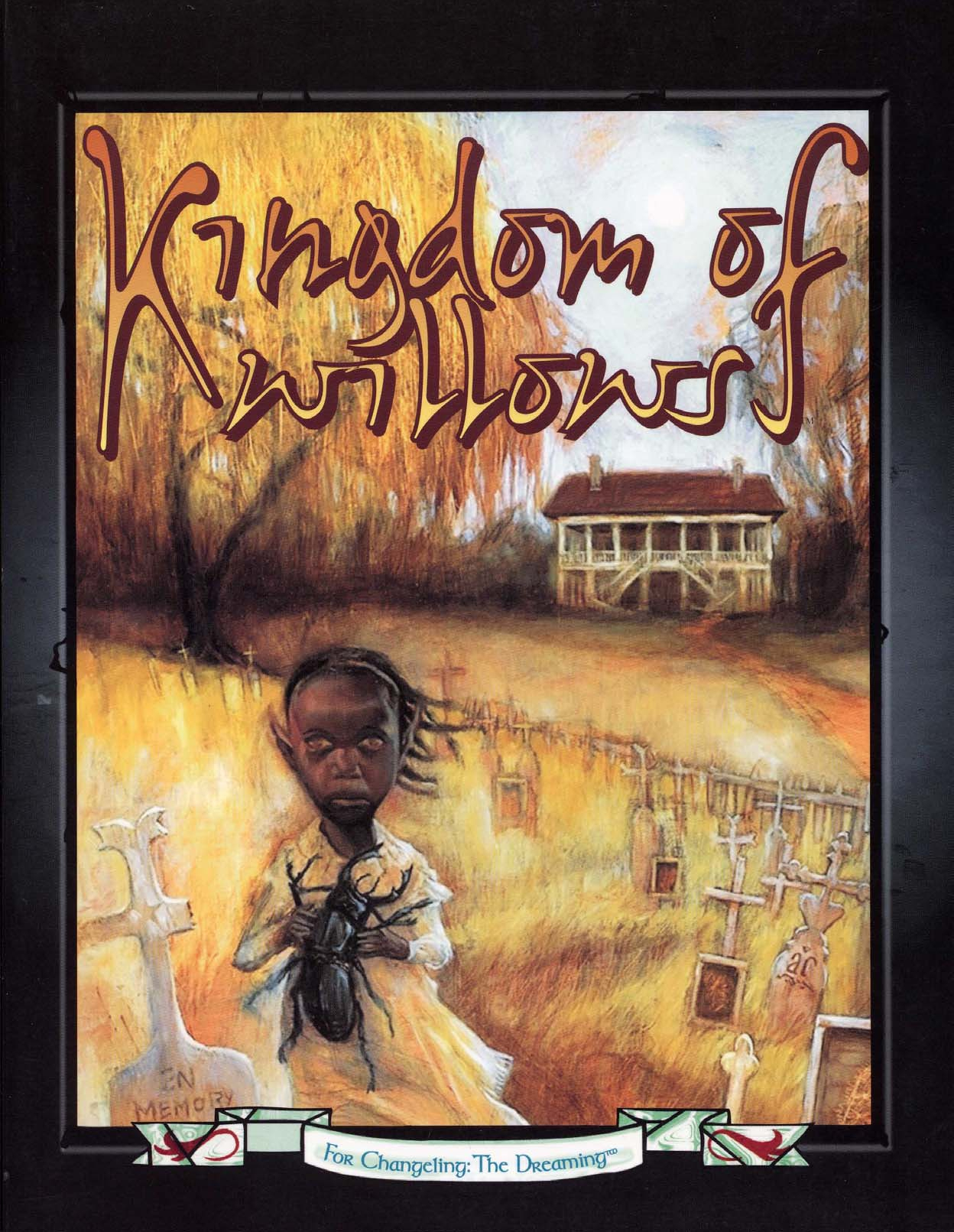 Kingdom of Willows (book)