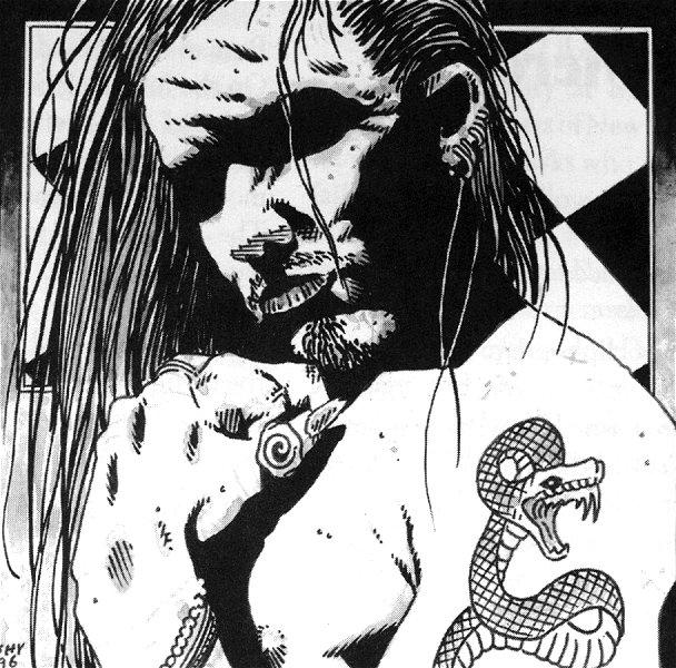 Sangris the Serpent