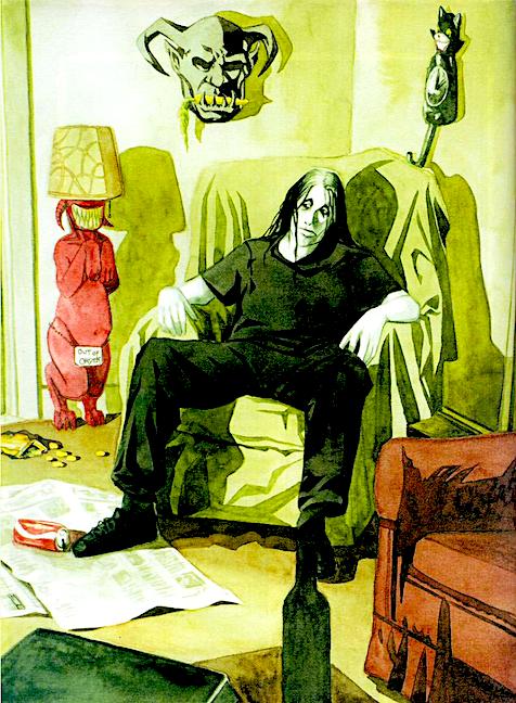 Arthur Fishlips
