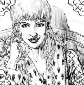 Melusine d'Anjou