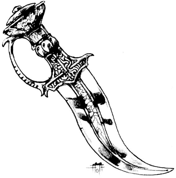 Bane Dagger (CTD)