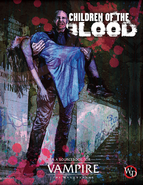 Children of the Blood cover