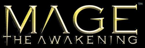 Mage: The Awakening logo