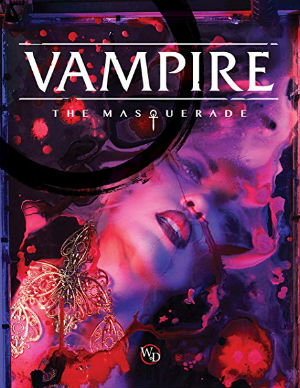 Vampire: The Masquerade 5th Edition Corebook