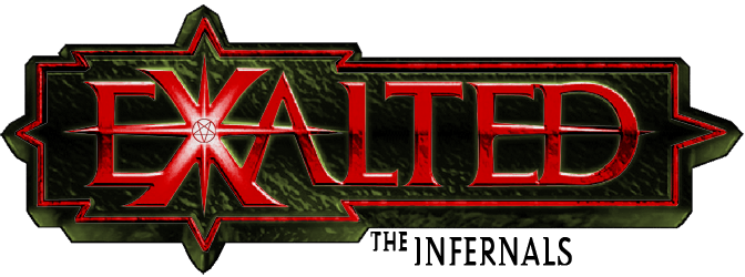 Exalted: The Infernals (logo is non-canon)