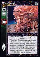 War Ghoul - VTES