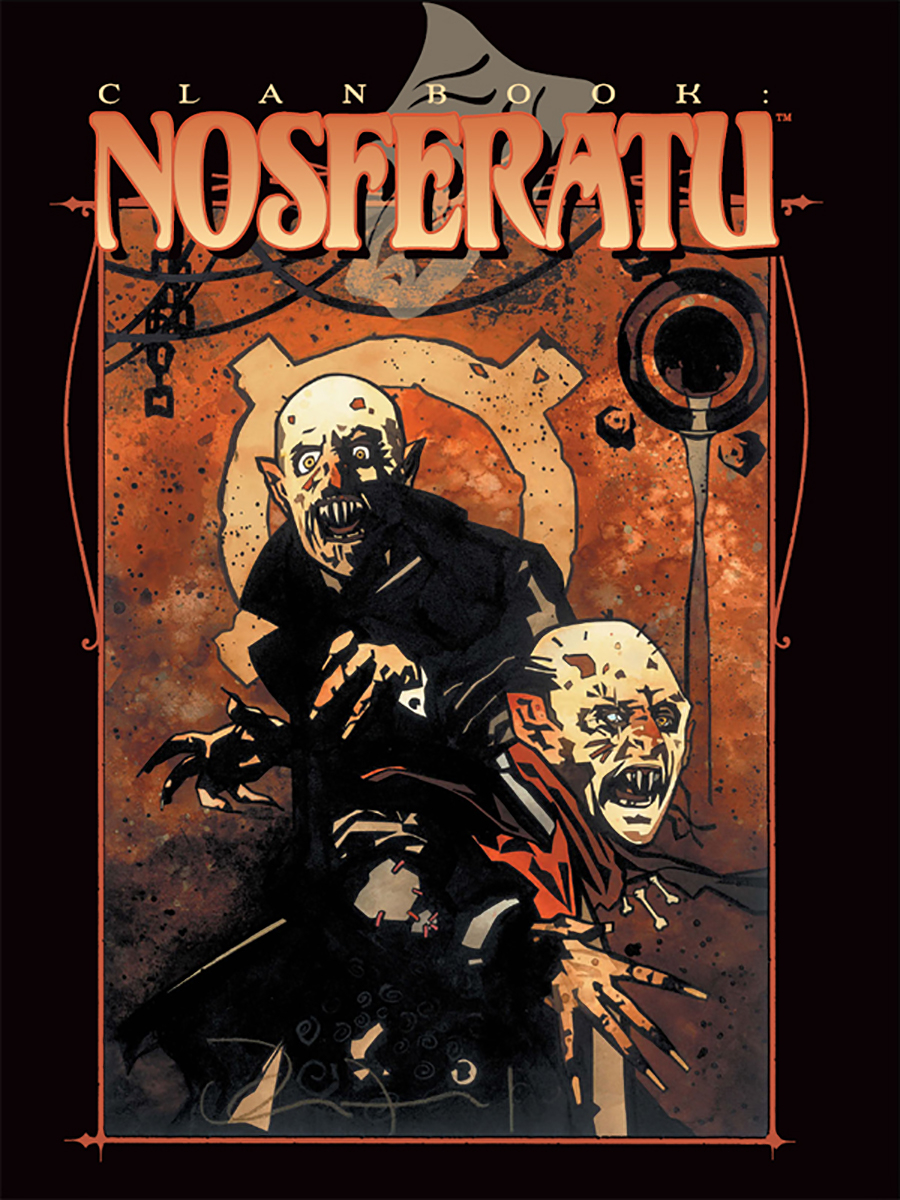 Clanbook: Nosferatu Revised