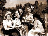 Underhill Tea Service