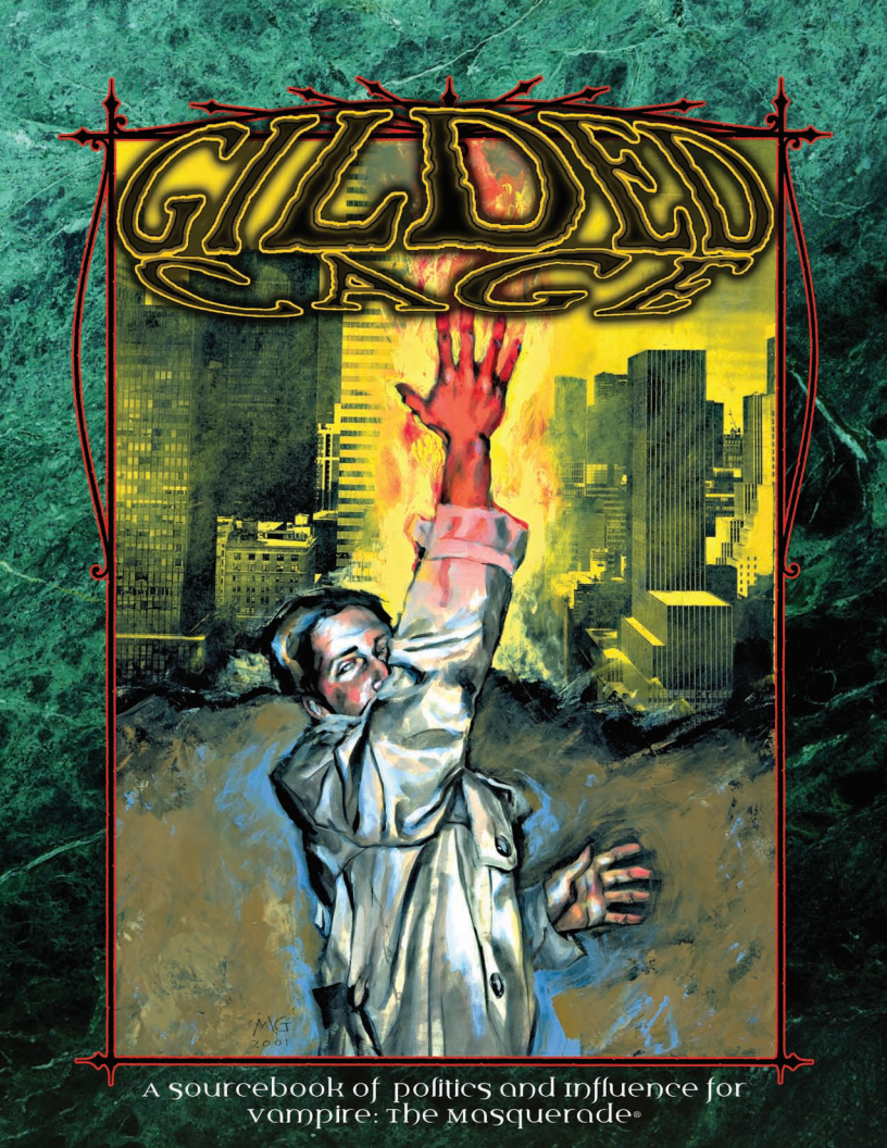 Gilded Cage (book)
