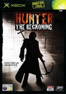 Hunter The Reckoning - videogame cover xbox EUR