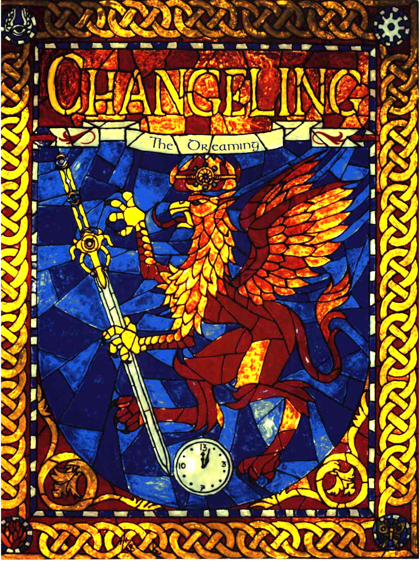 Changeling: The Dreaming books