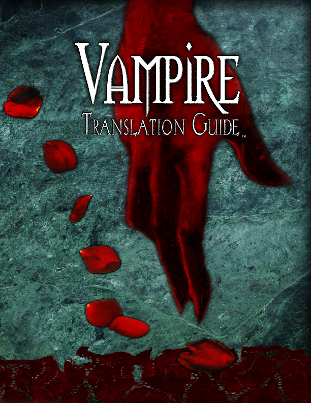Vampire Translation Toolkit