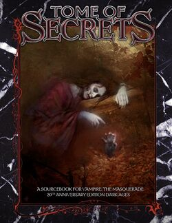 Cover of Tome of Secrets