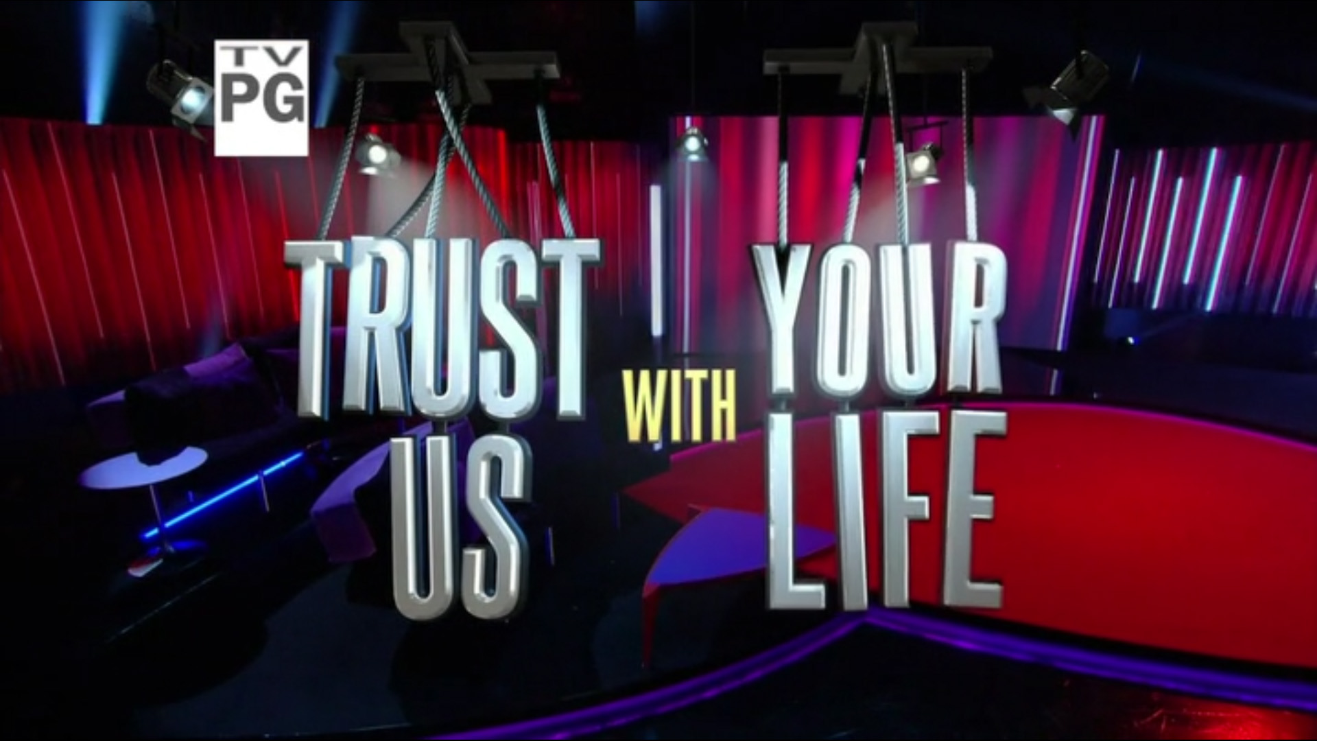 Trust Us with Your Life 01
