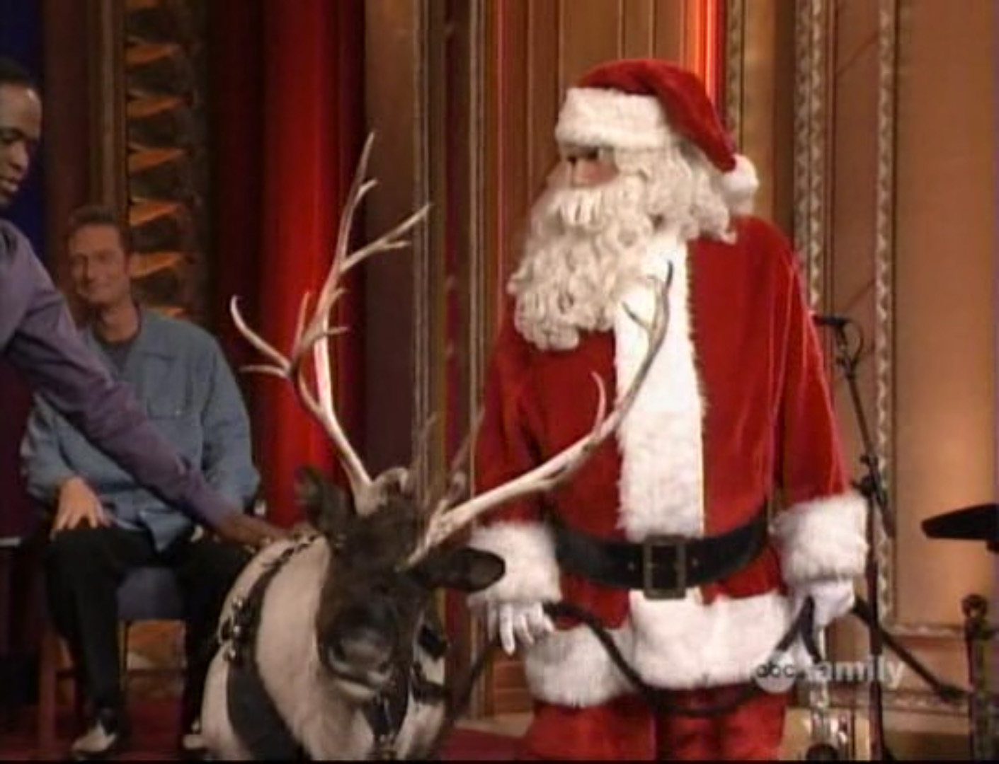 Santa Claus and Donner