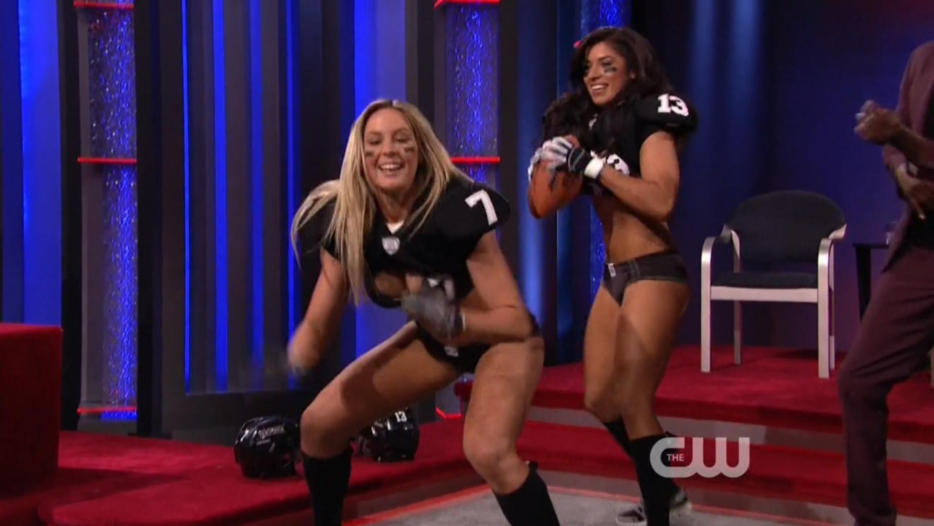 Chloe Butler and Monique Gaxiola