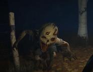 Caleb's scarier face