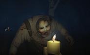 Benny's scarier face
