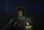 Tim's creepy face