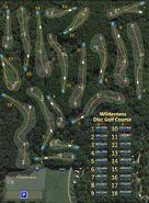 Course Map screenshot