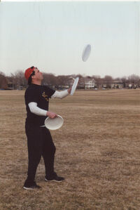 Sportacular flying disc 09