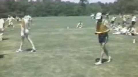 Hacky Sack Frisbee Festival 1985