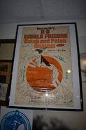 1977 ashley whippet poster