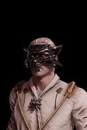 G SS Geralt maska wilka skórka