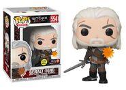 Z Geralt Igni Funko