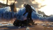 W3 SS Geralt i Caranthir 2