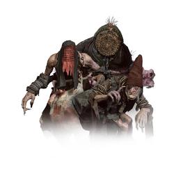 Potwory z Wiedźmin 3: Dziki Gon