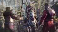 W3 SS Geralt na Hindarsfjall