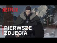 Wiedźmin- Zmora wilka - Pierwsze spotkanie z Vesemirem - Netflix