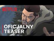 Wiedźmin- Zmora wilka - Oficjalny teaser - Netflix