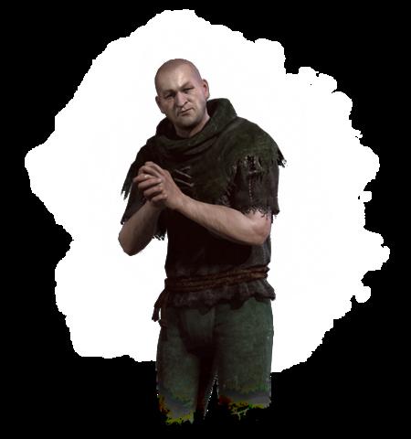 Chochlik (W3:DG)