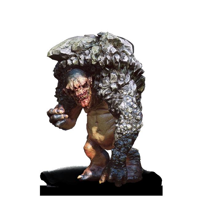 Troll skalny