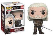 Z Geralt Funko