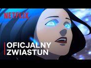 Wiedźmin- Zmora Wilka - Oficjalny zwiastun - Netflix